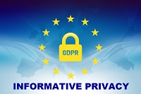 gdpr informative privacy